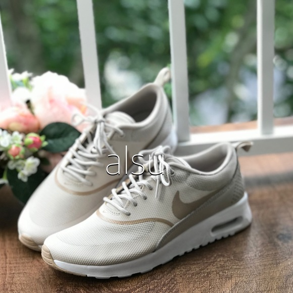 02f8a05c31 Nike Shoes | Nwt Air Max Thea Prm Milk Chocolate Wmns | Poshmark